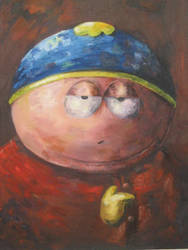 Cartman from South Park by Fruksion