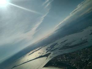 Plane-sight Venice