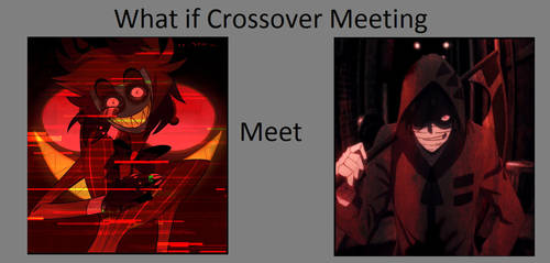 What if Alastor meets Zack Foster