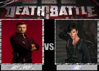 DEATH BATTLE: Pierce VS Andy