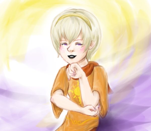 Rose Lalonde by BberryBberry