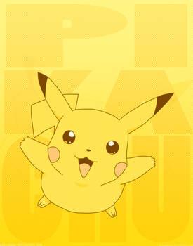 Pikachu Poster!
