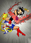 Sailor moon vs. Shaman King