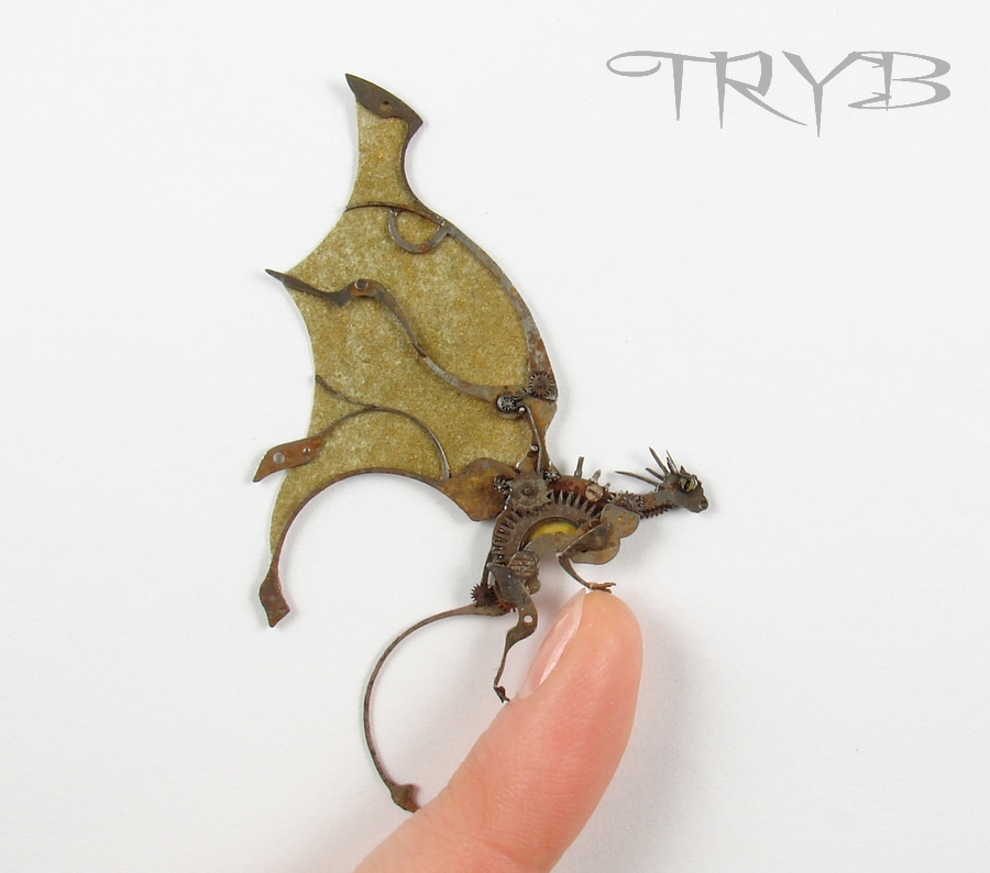 Dragon by TRYBcomPL
