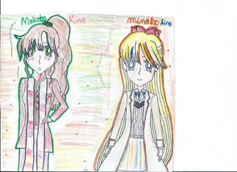 Doctor Sailor Soldiers