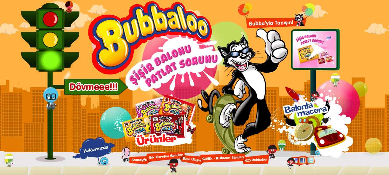Bubbaloo by sercantunali