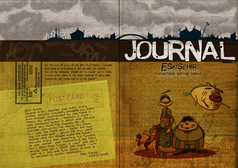 Journal by sercantunali