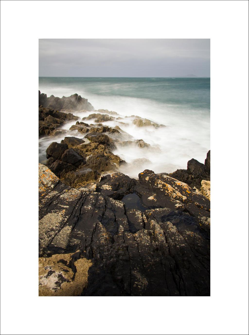 long exposure rocks by DamianKane