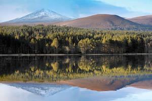 Loch Morlich by DamianKane