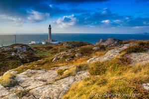 Ardnamurchan Point, Scotland by DamianKane