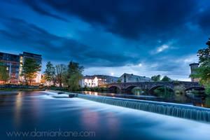 River Kent, Kendal, England