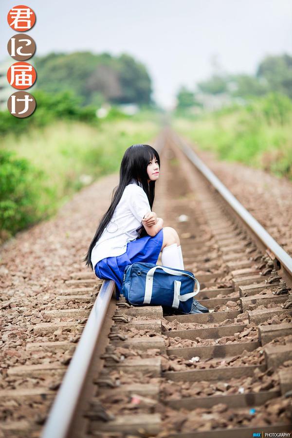 Kuronuma sawako - Kimi ni todoke by ikabii