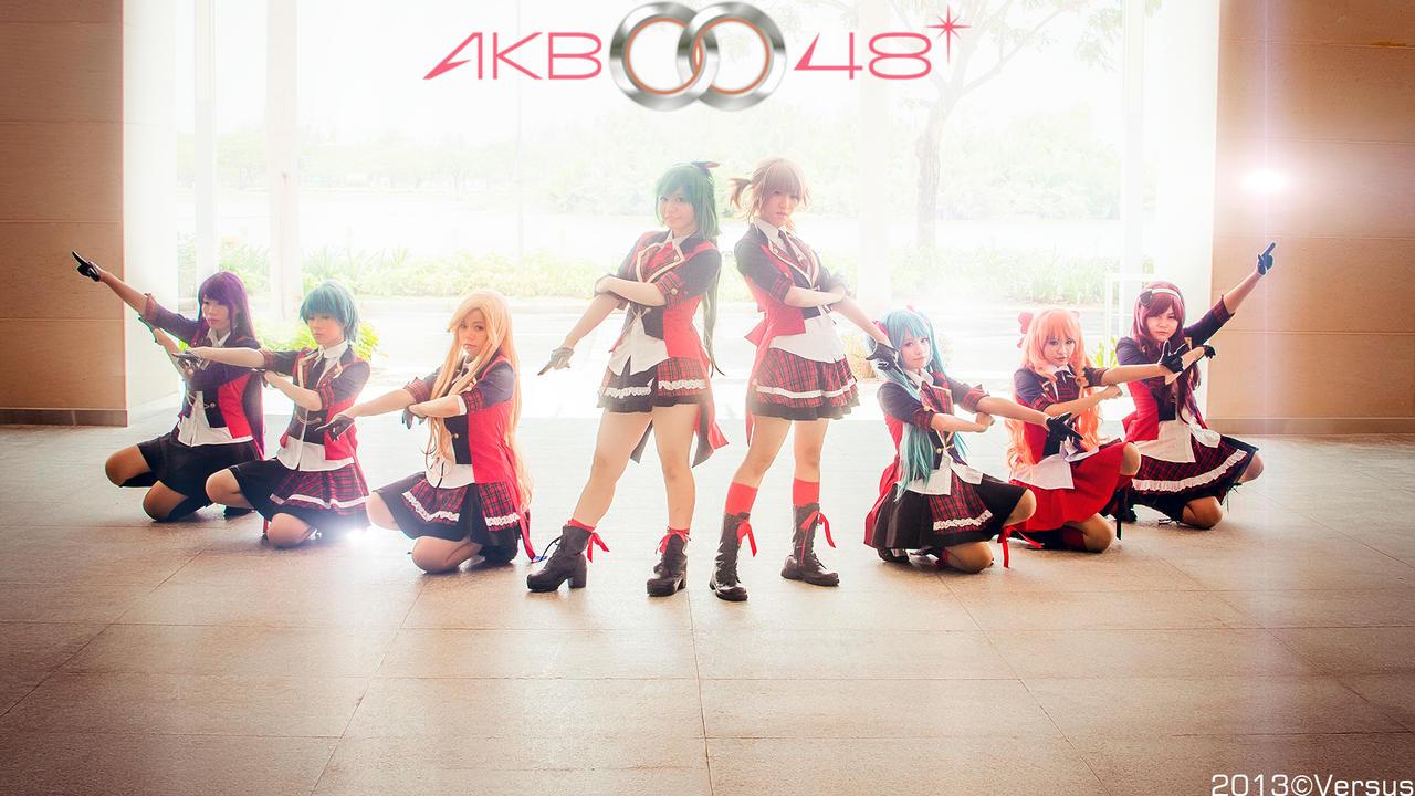 AKB0048! by ikabii