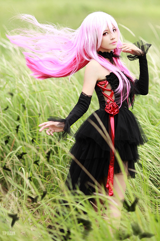 Inori - Chelly/ EGOIST [All Alone With You] by ikabii