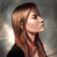 color study light by aynnart