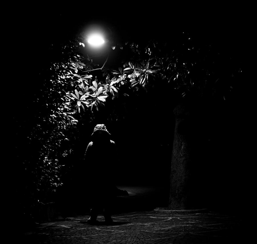 man in the dark1 by Ra...