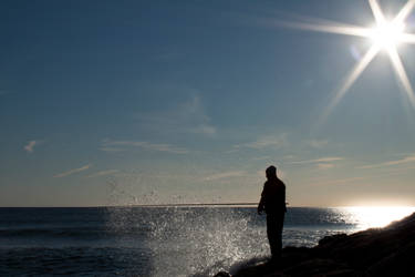 ocean's man
