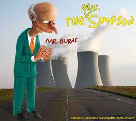 the REAL SIMPSON - Mr. Burns