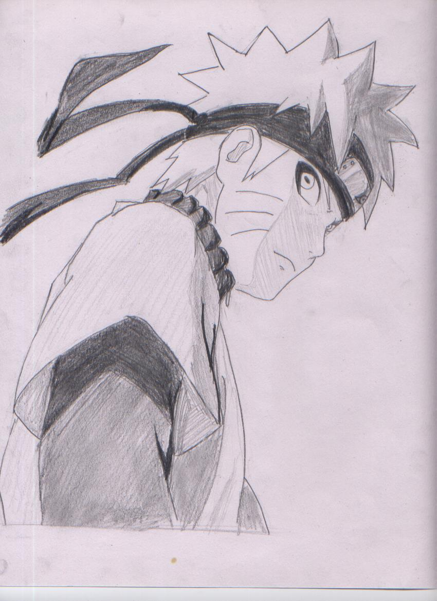 Beautiful Wallpaper Naruto Sketch - naruto_shippuden_sanin_mode_by_themagicstrawberry  Trends.jpg