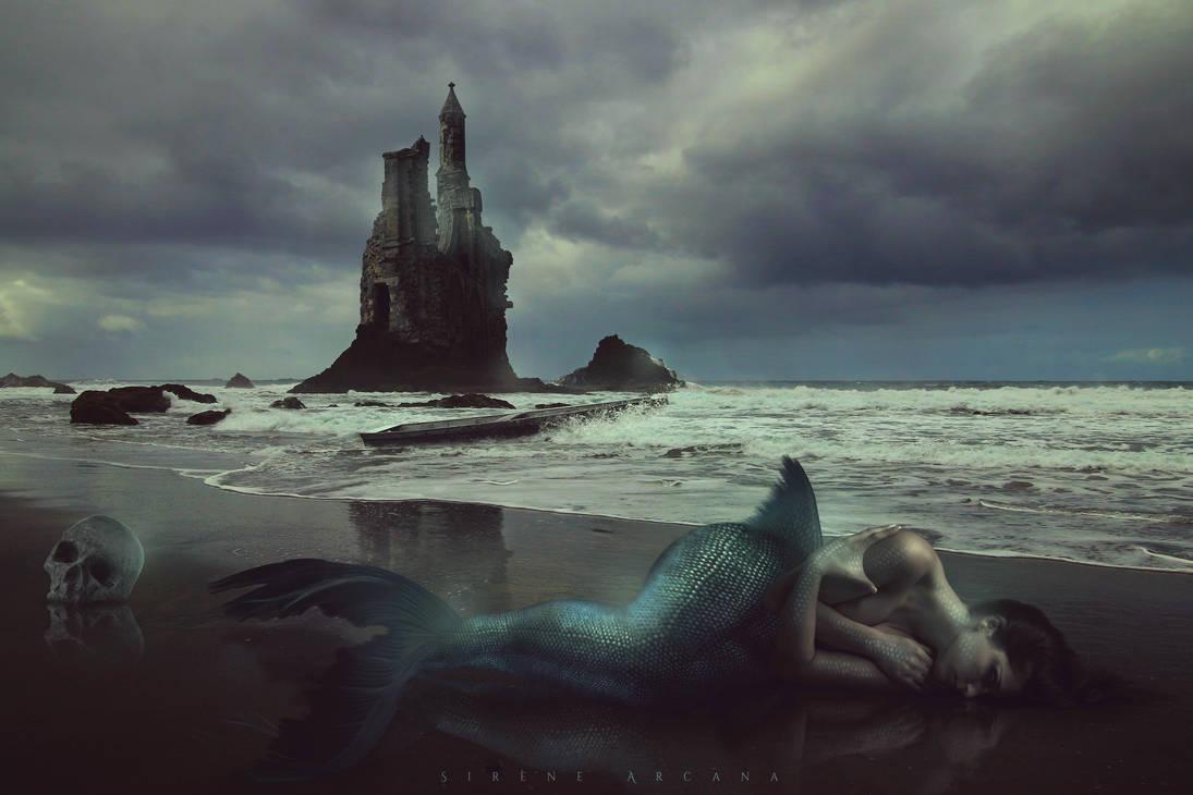 Oblivion by SireneArcana