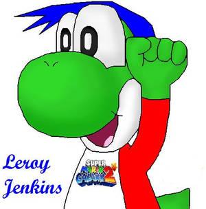 Leroy Jenkins Yoshi Version