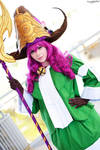 Lulu Dragon Trainer from League Of Legends