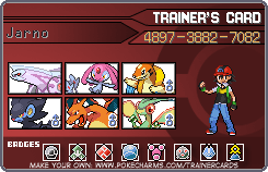 Trainer Card 2 by Vakamatje