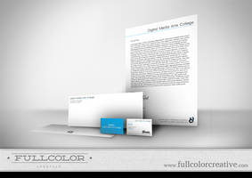 DMAC Corp ID by FullcolorCreative