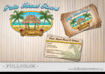 Patio Island Resort Logo