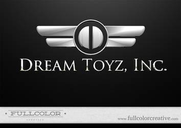 Dream Toyz Logo by FullcolorCreative