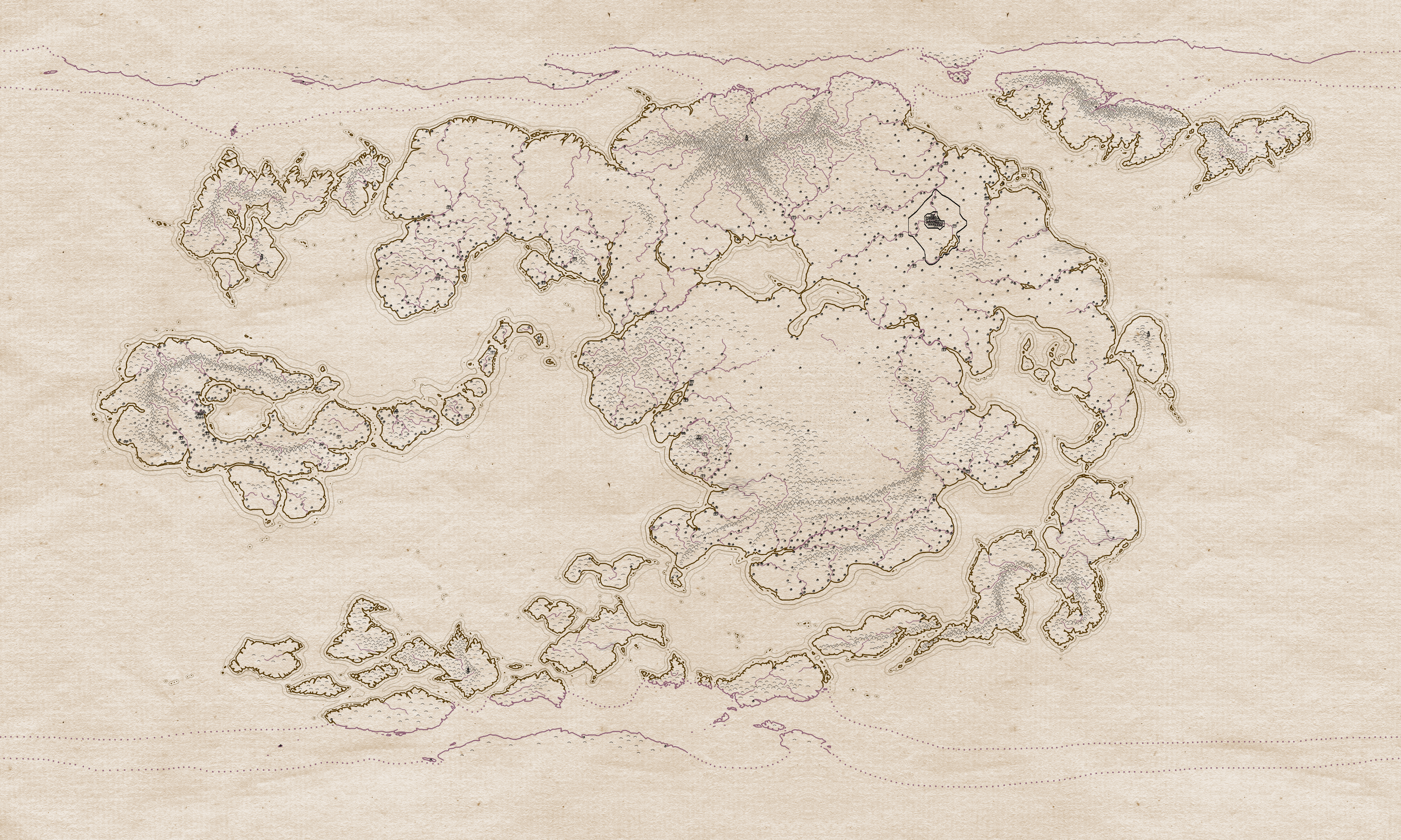 Avatar Physical World Map by djinn327 on DeviantArt