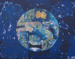 Cubist Earth