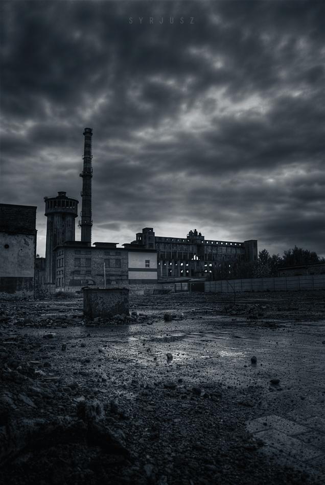 urbex 1 by Syrjusz