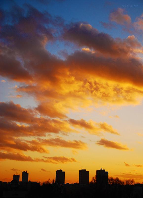 Clouds by Syrjusz