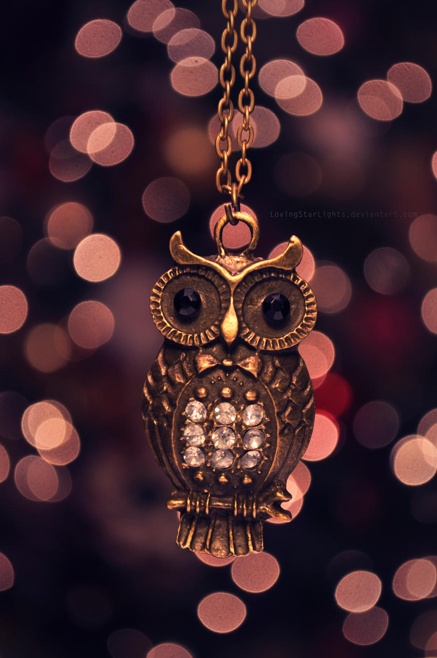 Mr. Owl by MintLights