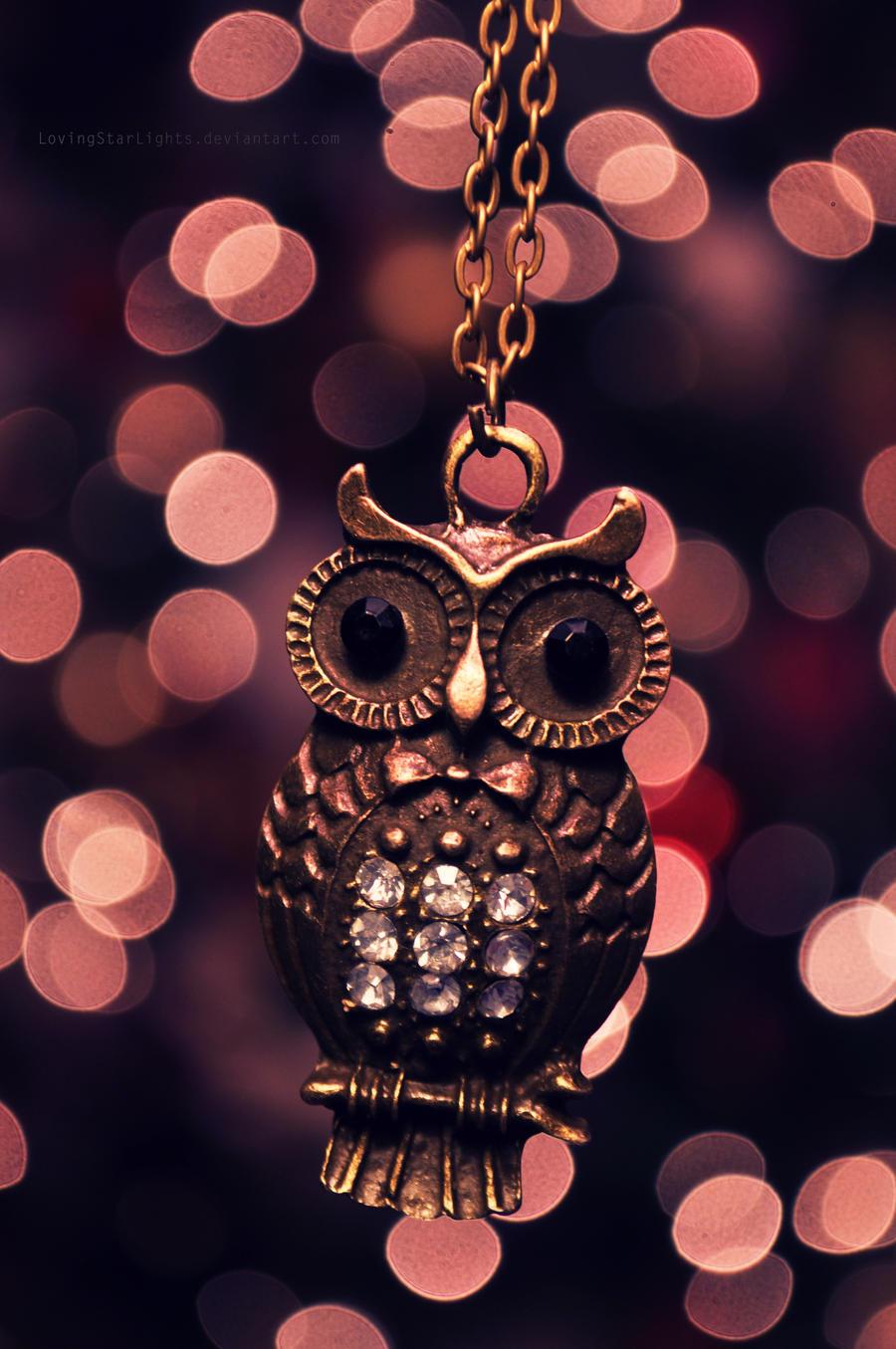 Mr. Owl II by MintLights