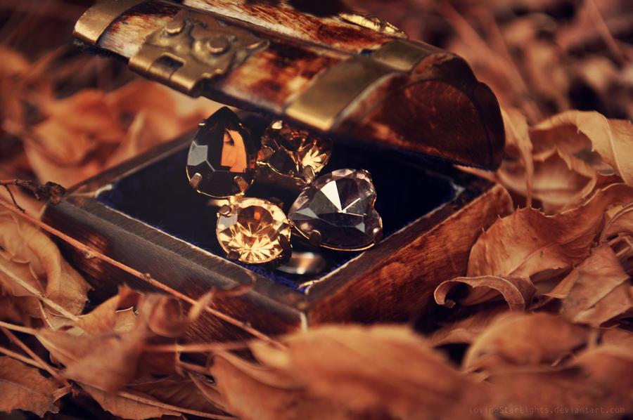Hidden treasure by MintLights