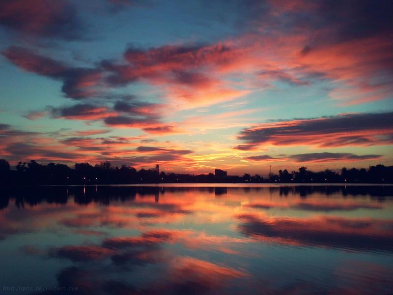 Sunrise by MintLights