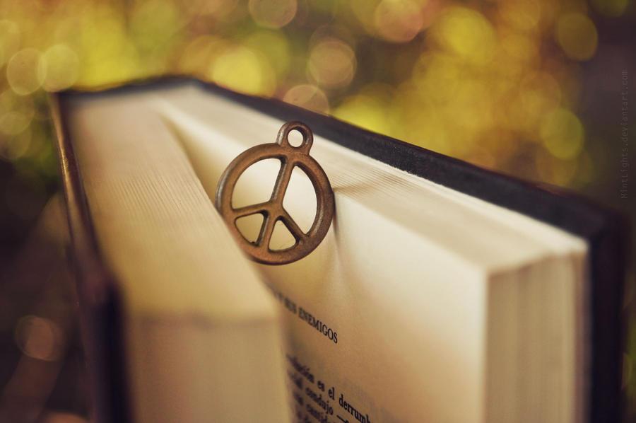 Peace 2014 by MintLights