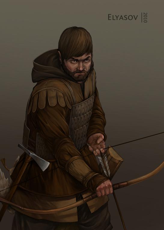 Militia hunter 2 by ShumElkin