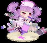[BanG Dream!] Ako the mad nurse