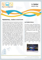 newsletter by silverivy