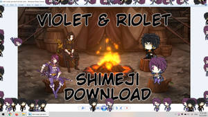 [Epic7] Violet/Riolet shimeji download