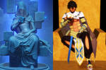 [MMD] Geo Statue Ozy