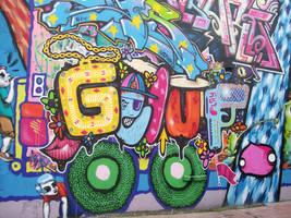 Graffiti by humblegrub