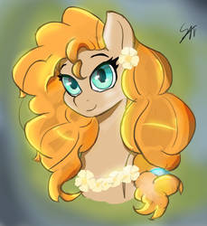 Pear butter by SanzoLS