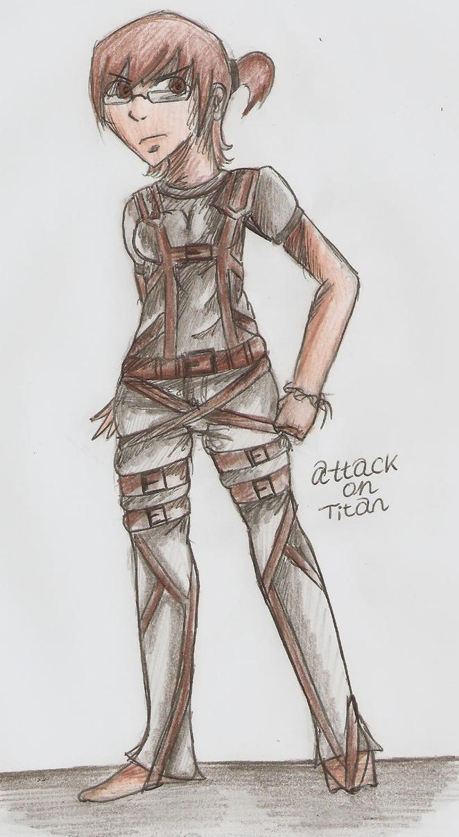 AOT/SNK~ Crossworth by ECookie