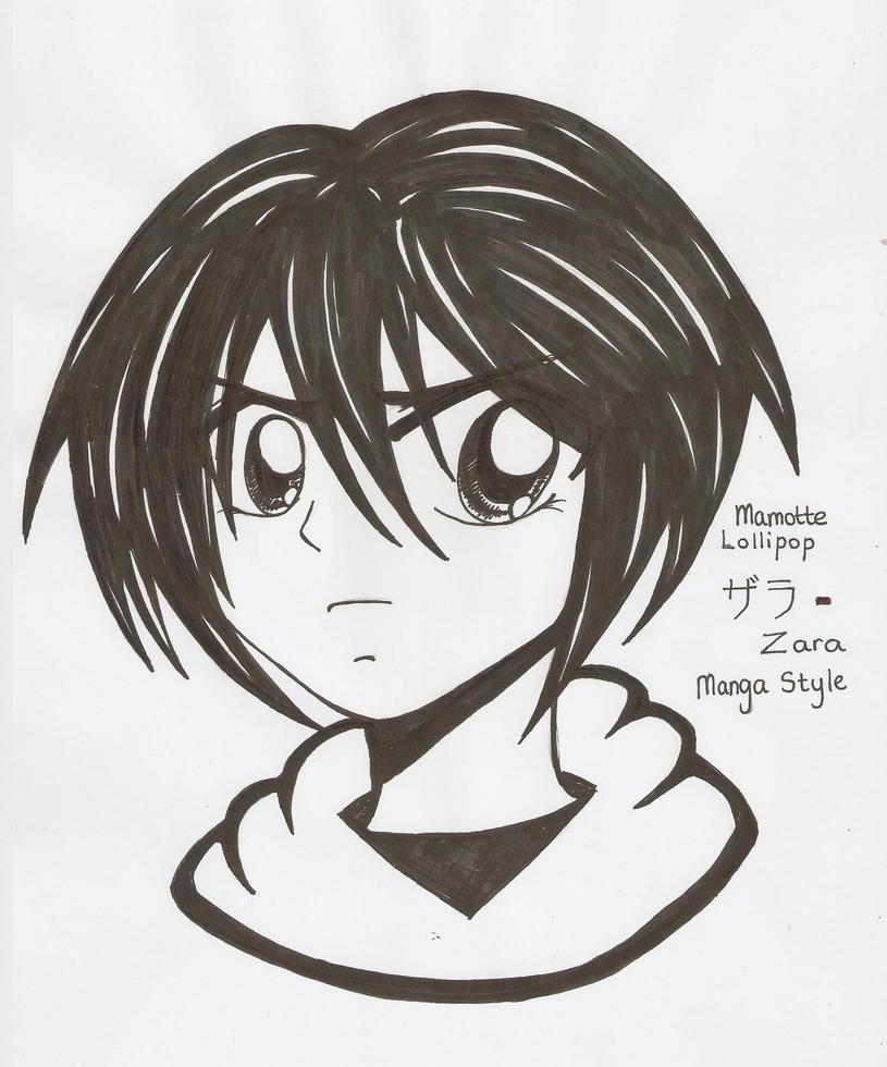 ML~ Manga Zara by ECookie