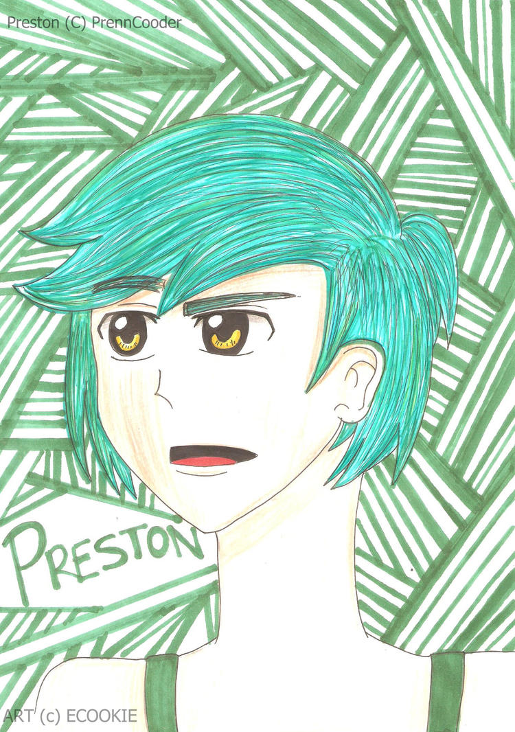 Preston - 3/6 by ECookie