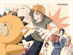 kon no itazura - bleach
